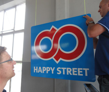Ni Houdoe Happy Street @ Piet Hein Eek