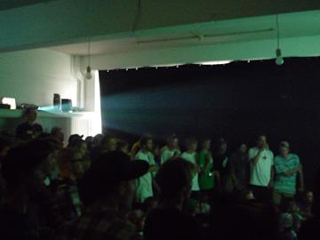 Katslauw premiere in de Singer en huiskamer 182 A in Charlois