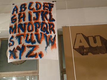 Daan den Houter @ Zakkendragershuisje en de Letterproeftuin @ Singer Sweatshop