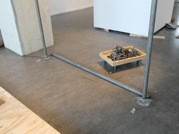 Neasden Control Centre, de opbouw