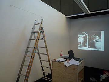 First Virtual Exhibition of Shows, de opbouw