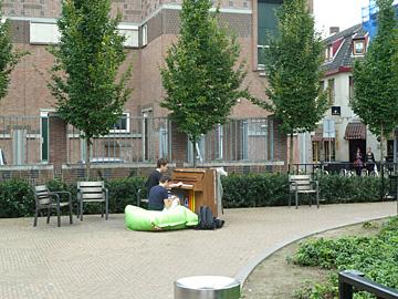 Rondje Incubate/Tilburg