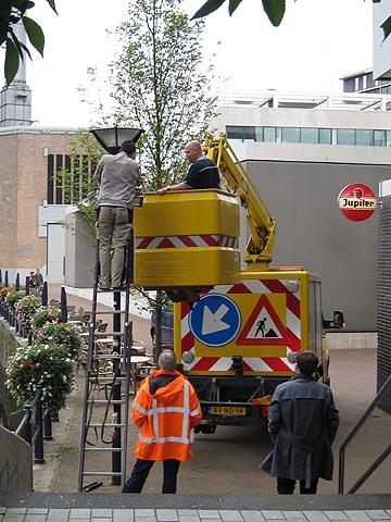 Rotterdam Melanchotopia namens Witte de With