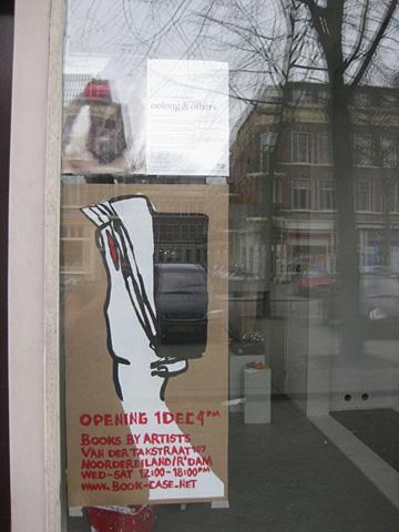 BookCase @ De Zwarte Ruyter