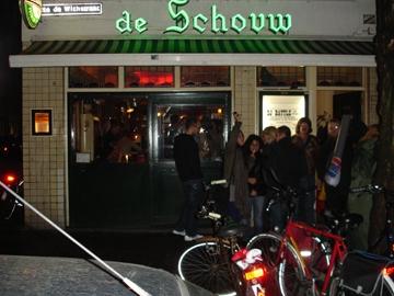Alex Jacobs & Jeroen Kuster in De Schouw