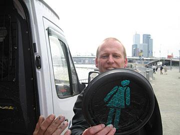 Niels Post verkeerslicht