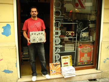 Citysense Istanbul Sasker Scheerder