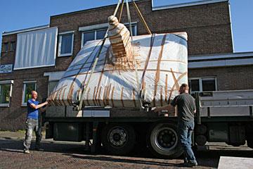 Mondriaan Winterswijk Albert Dedden & Paul Keizer