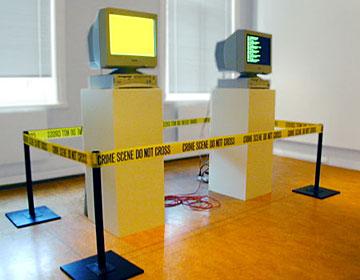 Mogens Jacobsen: Crime Scene