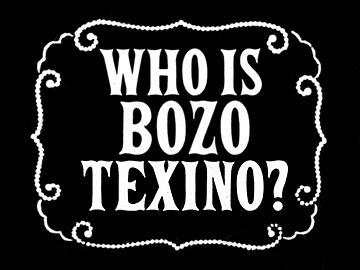 Bozo Texino