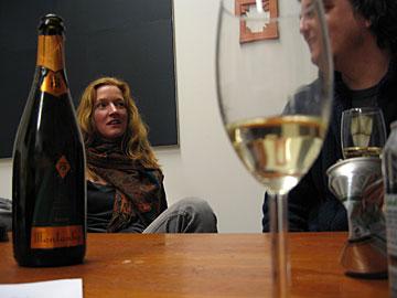 Champagnetherapie Ellemiek Schoenmaker