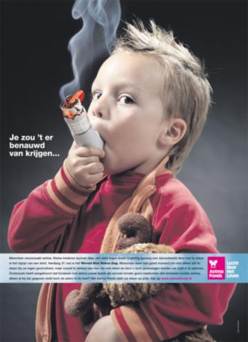 Neem astma in huis
