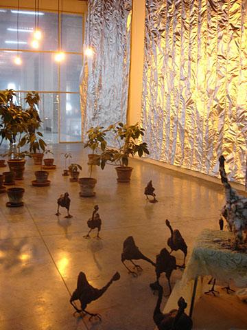 Michael Blazy at Palais de Tokyo Paris