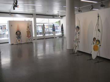 Art on Foam @ CBK, Rotterdam