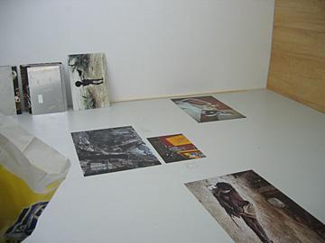 Hommage Peter Martens @ Galerie West