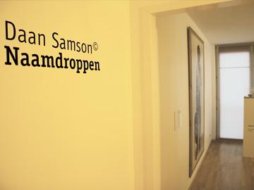 Daan Samson @ SECONDroom Brussel