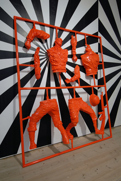 Stereo in Duplex: David Cerny/ Maria von Köhler