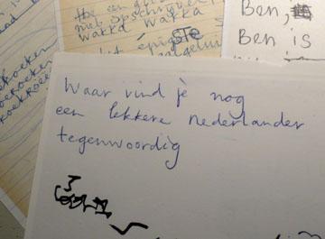 brechtje Lekkere nederlander