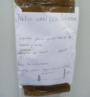 Julie van de Scheer