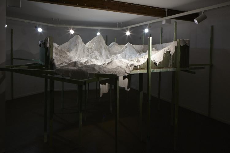Thijs Ebbe Fokkens @ Kunstverein Leverkusen Schloss Morsbroich