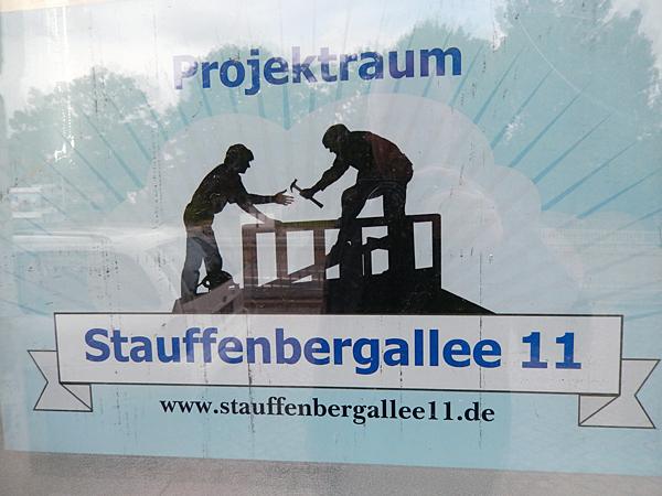 Antje Guske @ Stauffenbergallee 11