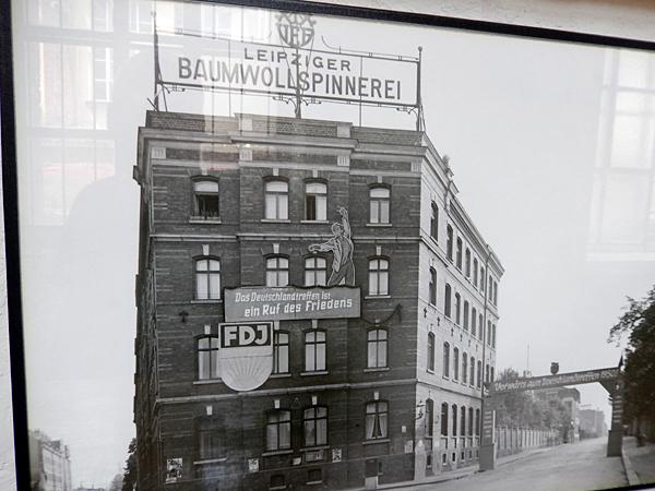 Rondje Spinnerei, Leipzig