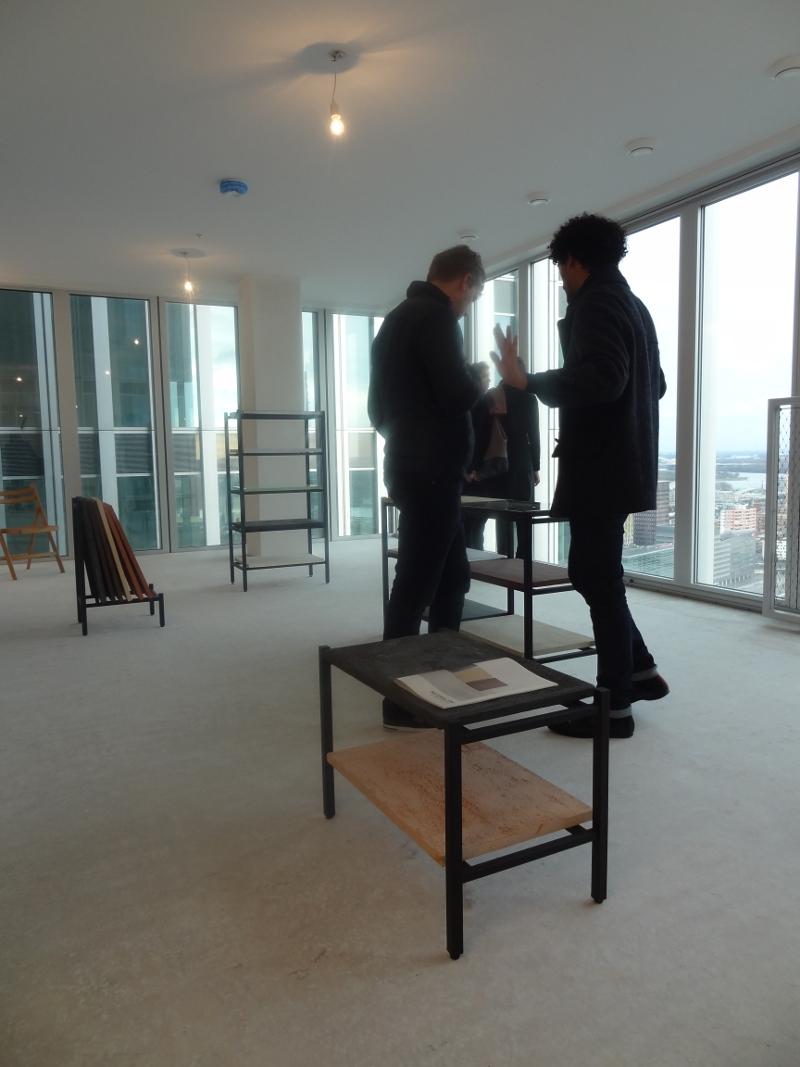 Studio Mieke Meijer, Materialisme, 2013