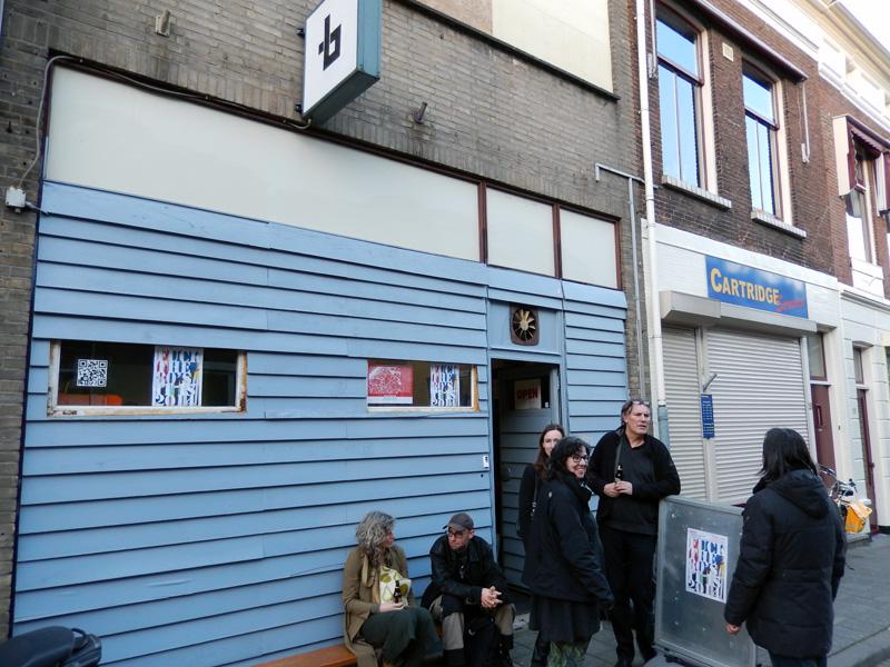 Fuck the 80's it is 2014 @ KiV22, Dordrecht