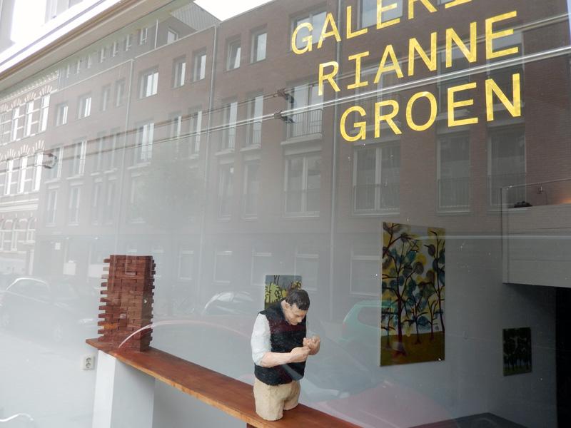 Jean Hubert en Miko Veldkamp @ Rianne Groen