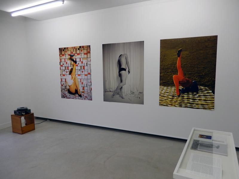 Sara Glahn en Isabelle Wenzel @ Galerie Bart