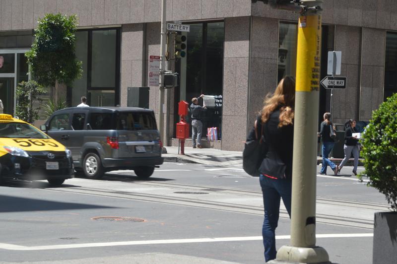 Wandelroute San Francisco