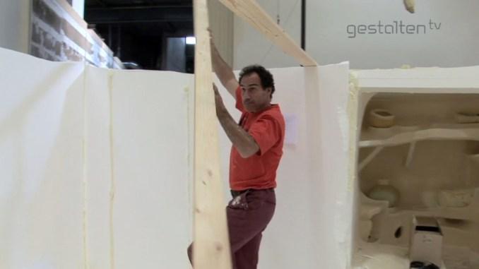 Joep van Lieshout @ Gestalten TV