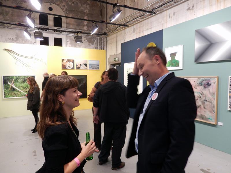 We Like Art @ Westergasfabriek 2014