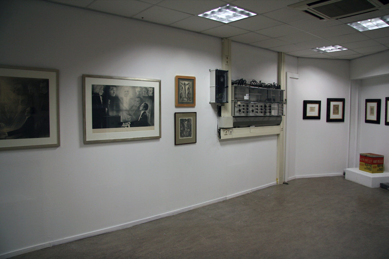 Rob Scholte Museum _ Kabinet Vroeg 20e eeuw