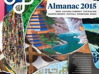 ArtAsiaPacific Almanac 2015