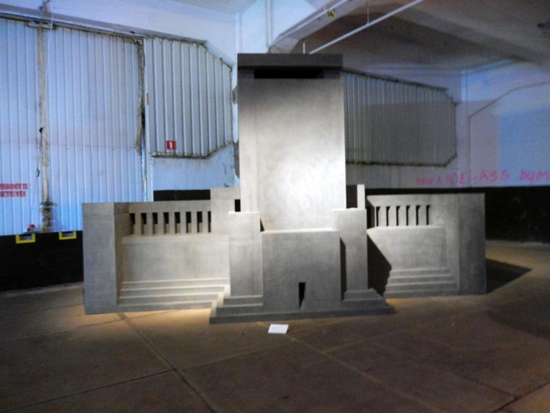No Walls en TEC Art in de Fenixloods
