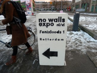 No Walls en TEC Art in de Fenixloods
