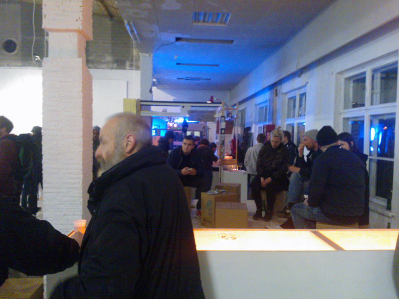 Intellekt und Humor @ Westpol A.I.R space Leipzig
