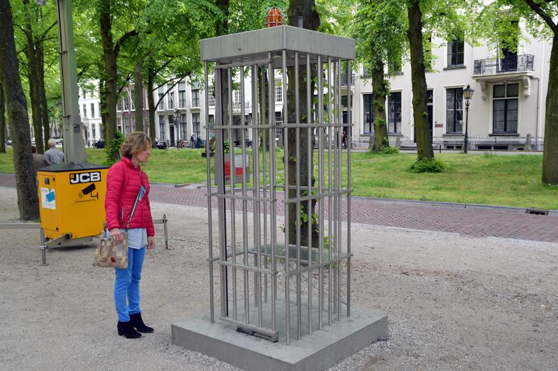Vormidable, Den Haag