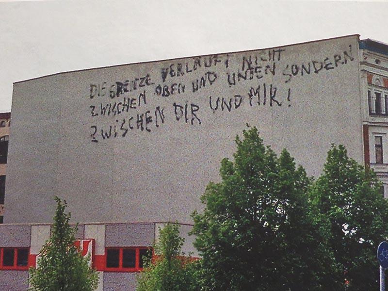 Backjumps, Berlijn