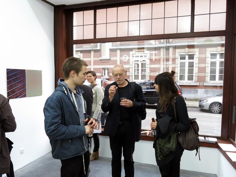 Opening Karolien Chromiak / Johan Nieuwenhuize @ Tique