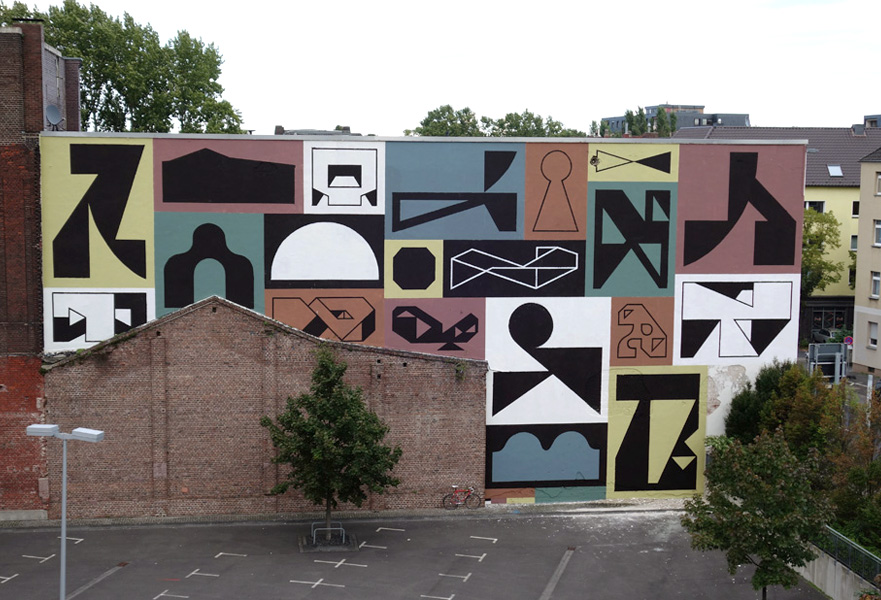 Amsterdam / Keulen