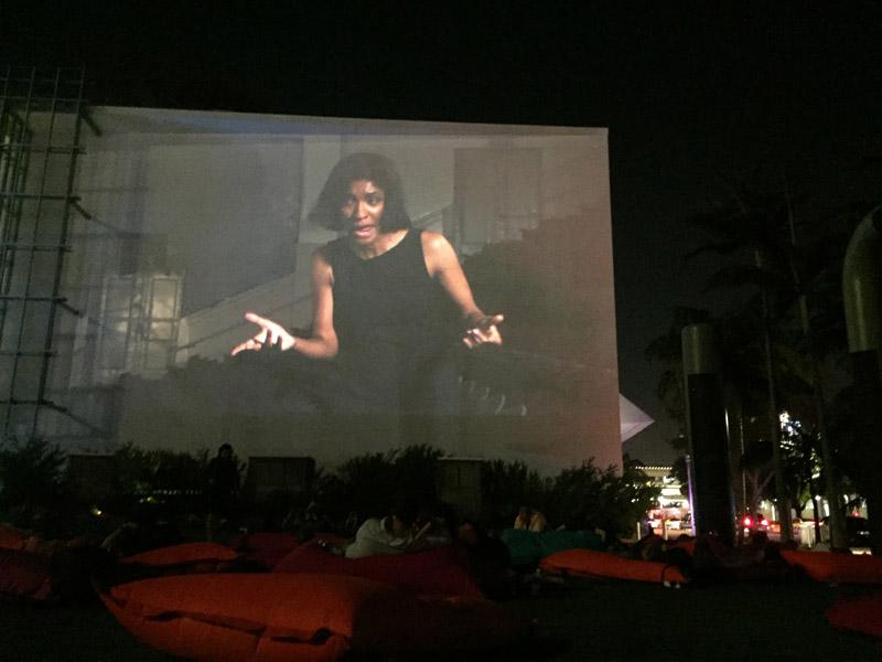 alicia hall moran - film screening