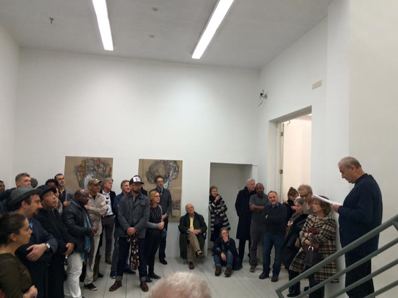 Opening 'What About Africa' Speech  Rob Perree Galerie Witteveen