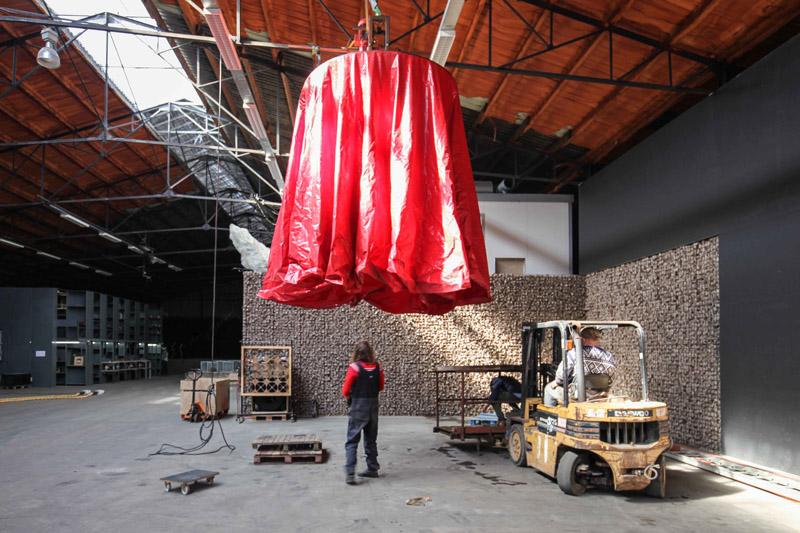 2. Bewogen Beweging (Theo Jansen, Zoro Feigl), Verbeke Foundation