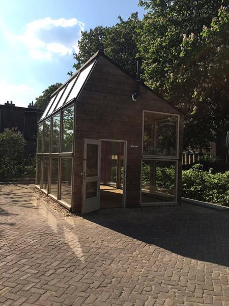 8. Paviljoen, Studio Omstand