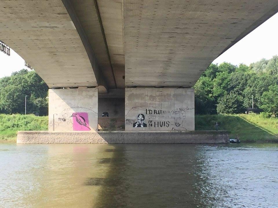 LOCATIE SPATIE Arnhem, wonderbaarlijk kunstinitiatief in de krochten van Presikhaaf