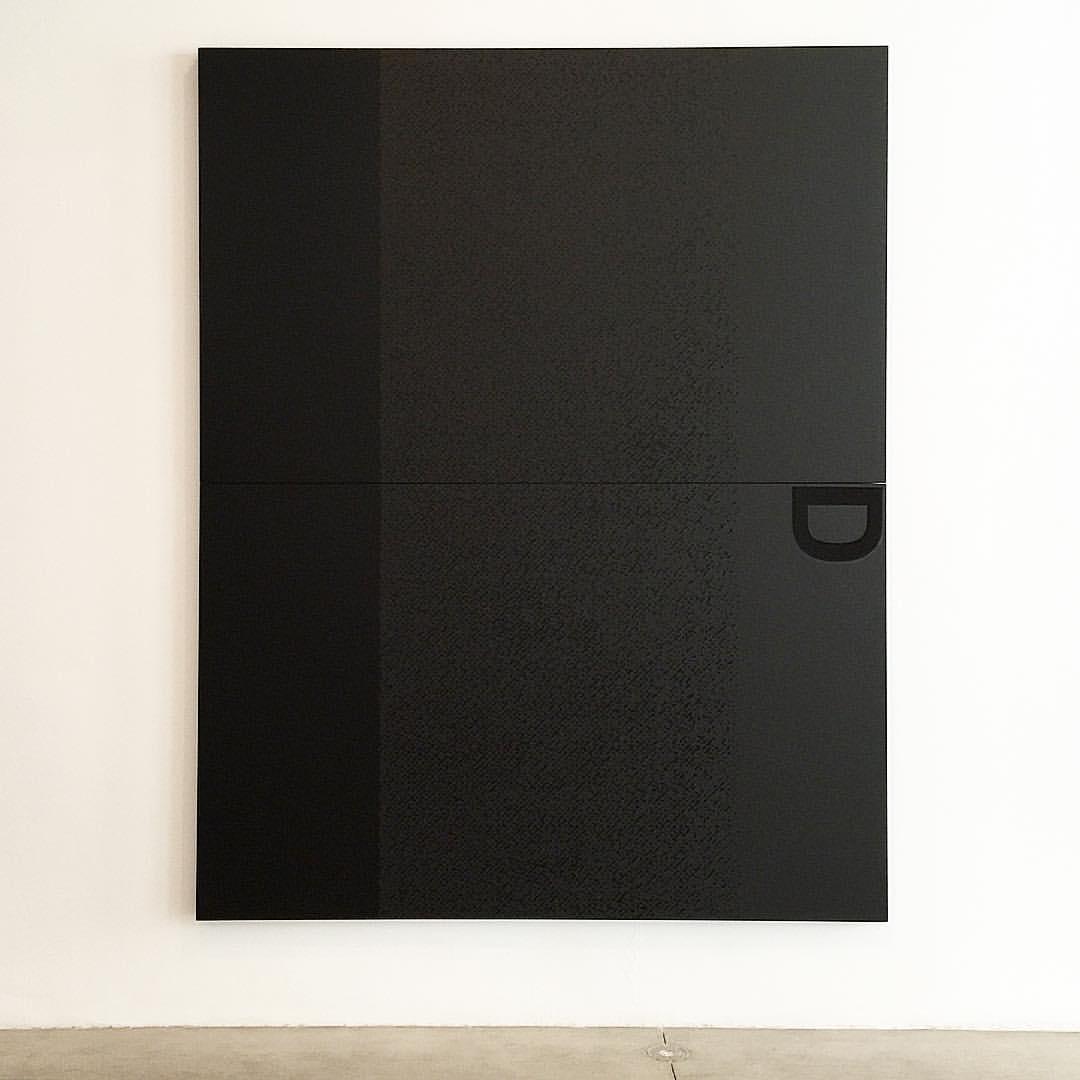 Adam Pendleton, Black Dada Column D 2015