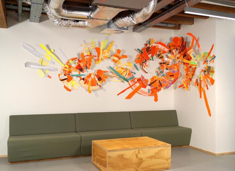 Joris Kuipers,Facebook, Big data, big art