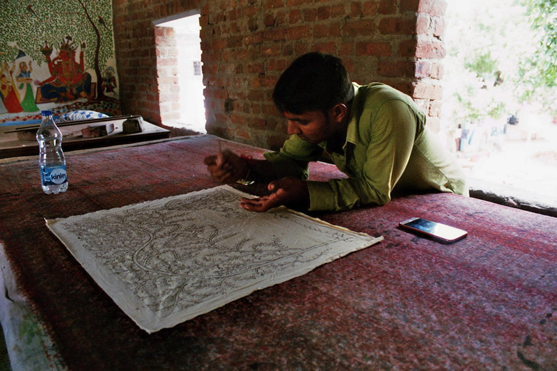 Textiel Factorij Retracing textiles between India and the Netherlands